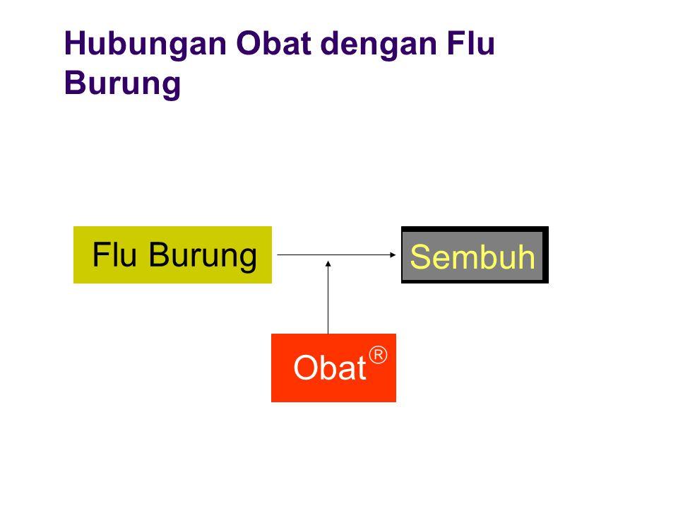 Hubungan Obat dengan Flu Burung