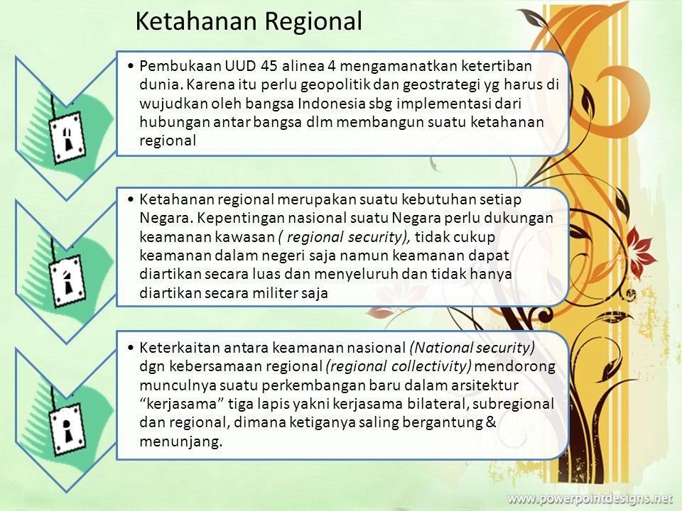 Ketahanan Regional 1.