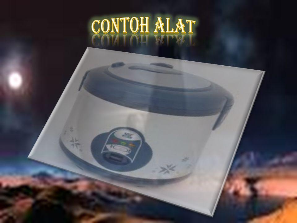 Contoh Alat