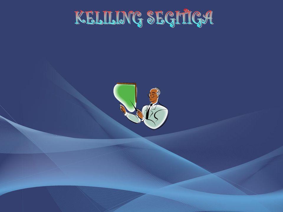 KELILING SEGITIGA
