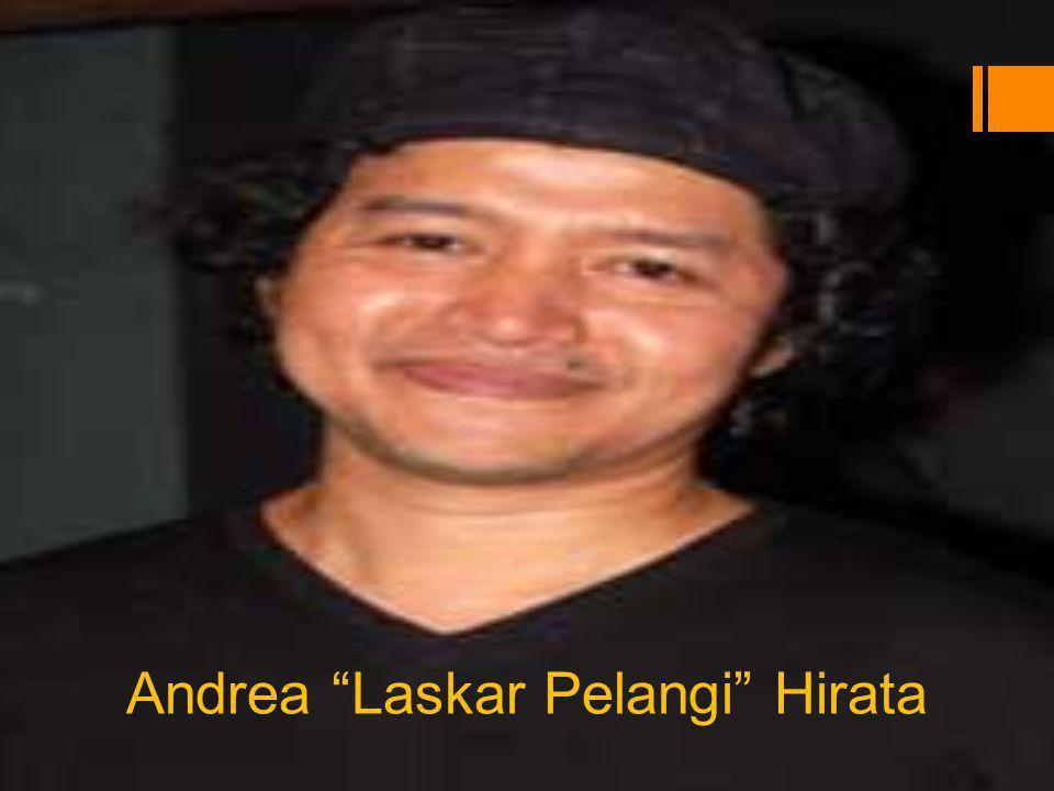 Andrea Laskar Pelangi Hirata