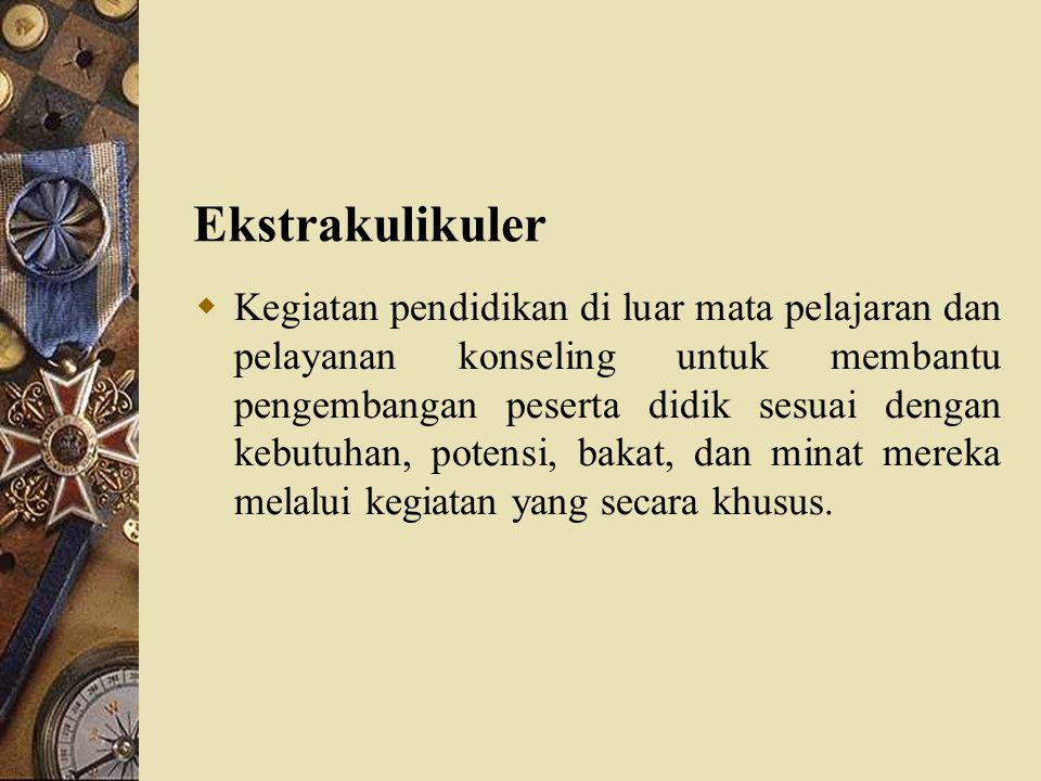 Ekstrakulikuler