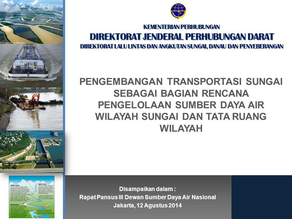 Rapat Pansus III Dewan Sumber Daya Air Nasional