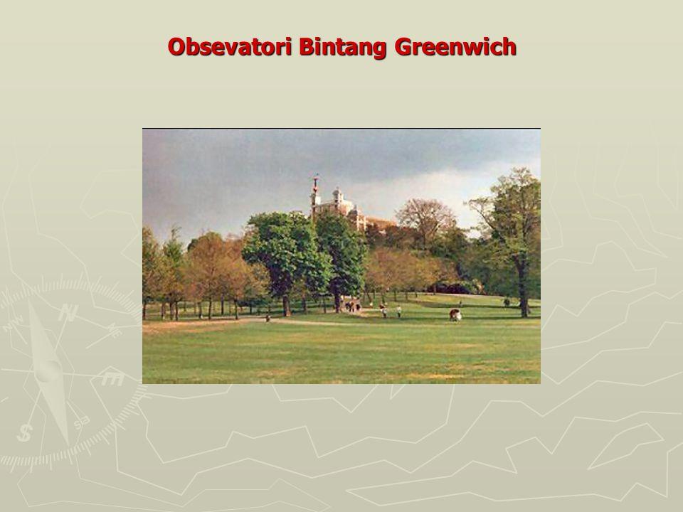 Obsevatori Bintang Greenwich