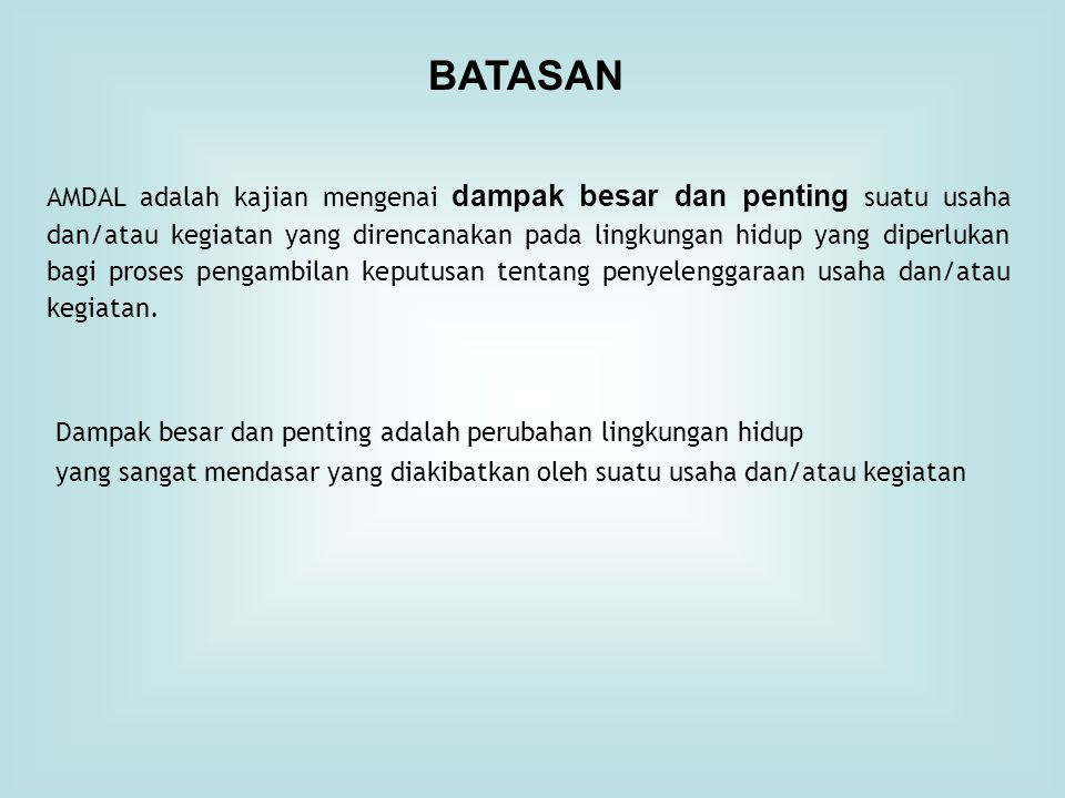 BATASAN
