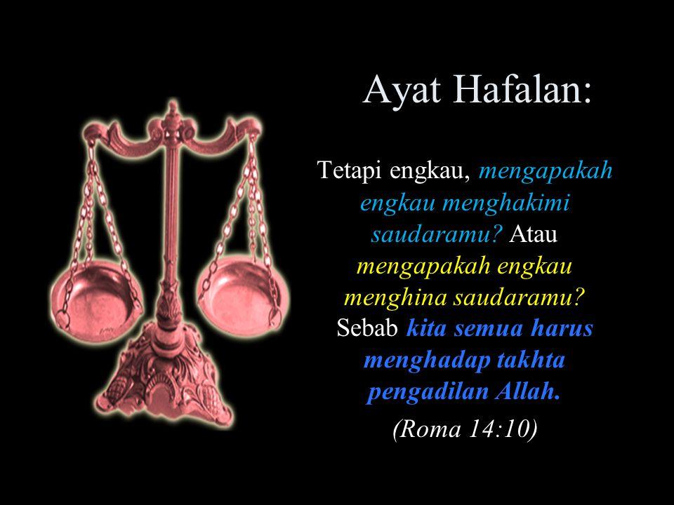 Ayat Hafalan: