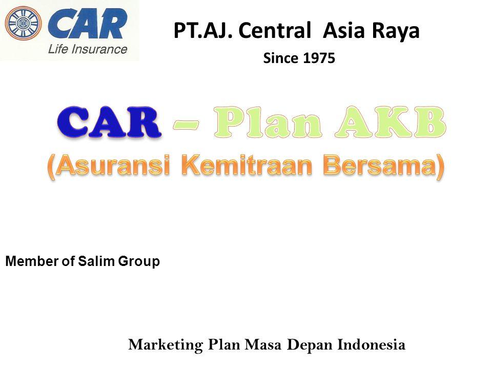 CAR – Plan AKB (Asuransi Kemitraan Bersama)