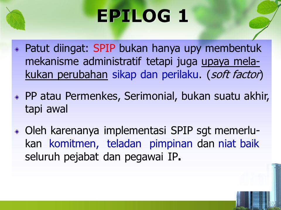 EPILOG 1