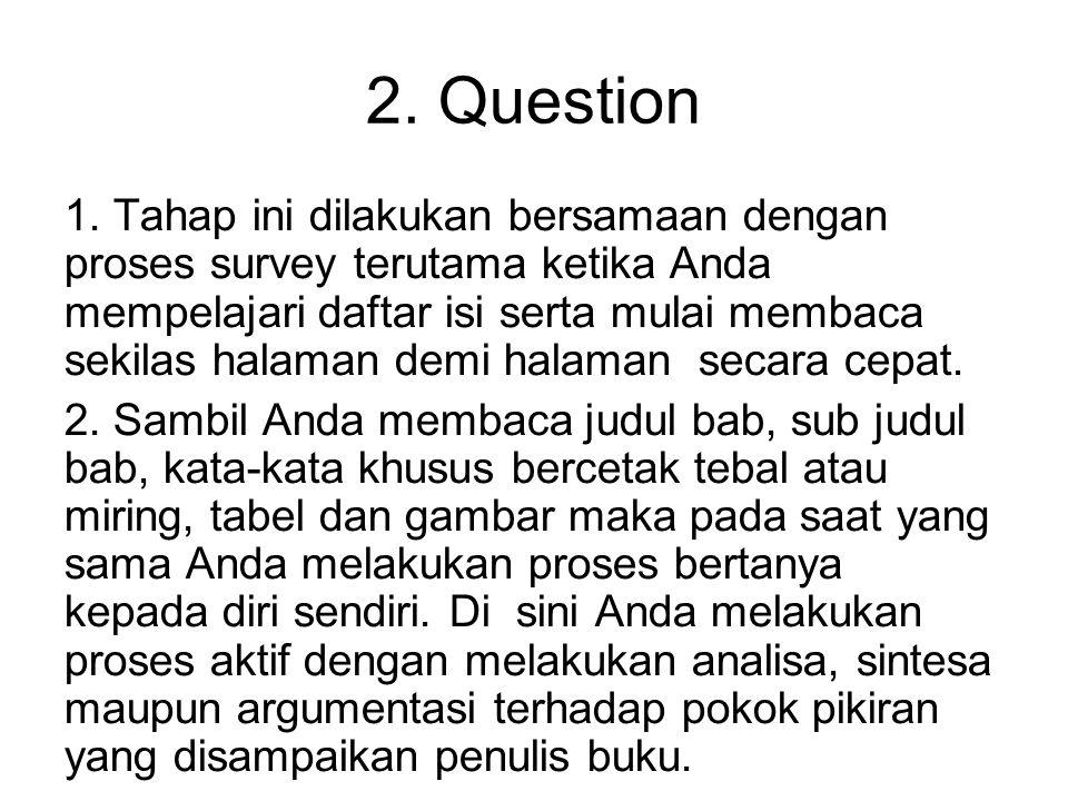 2. Question