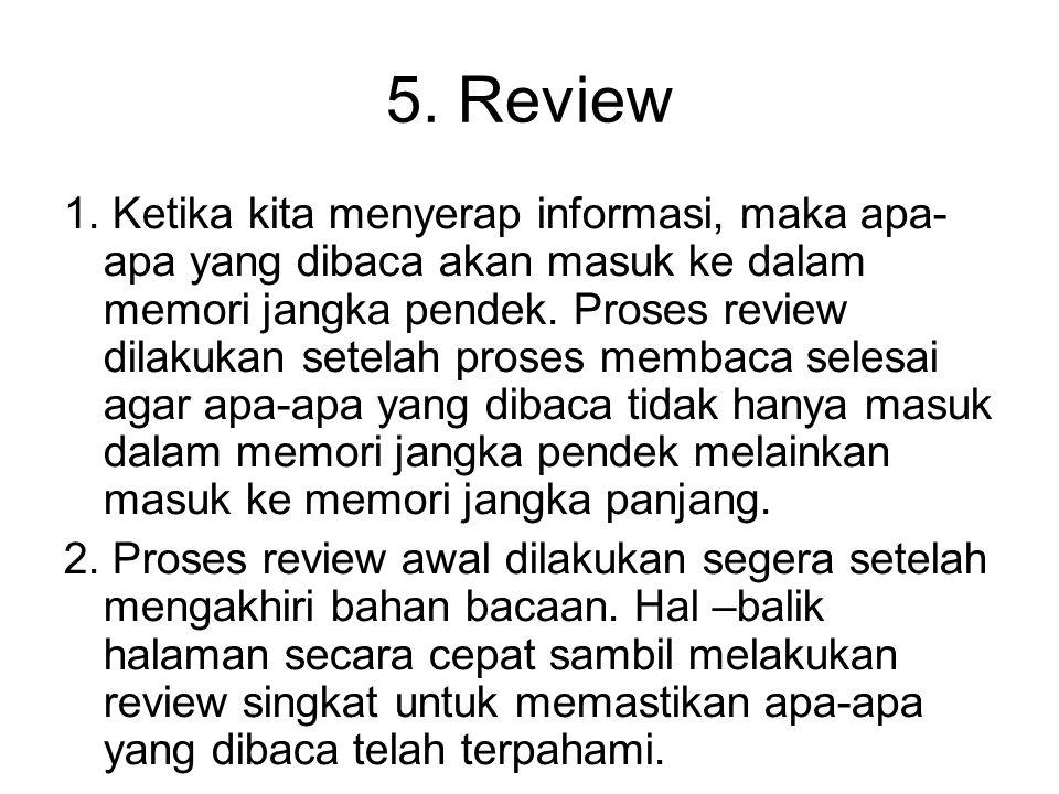 5. Review