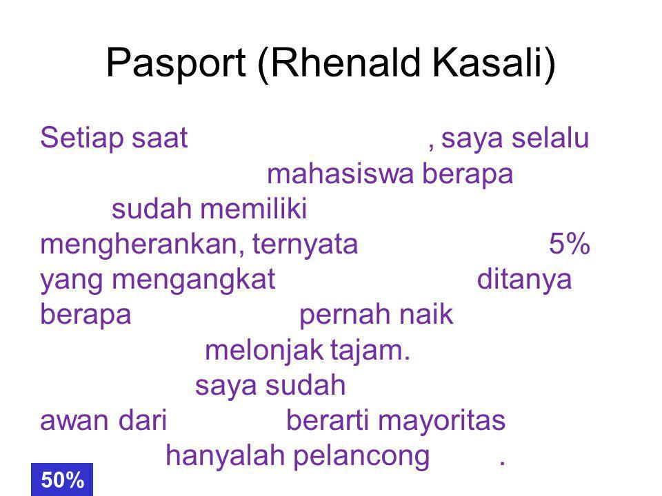Pasport (Rhenald Kasali)