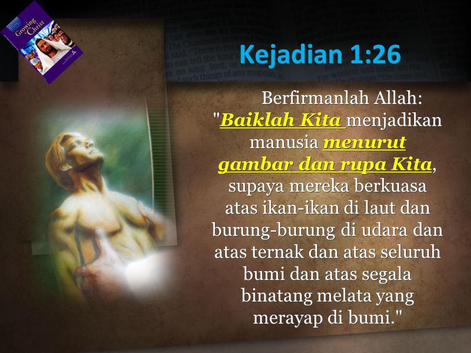 Kejadian 1:26