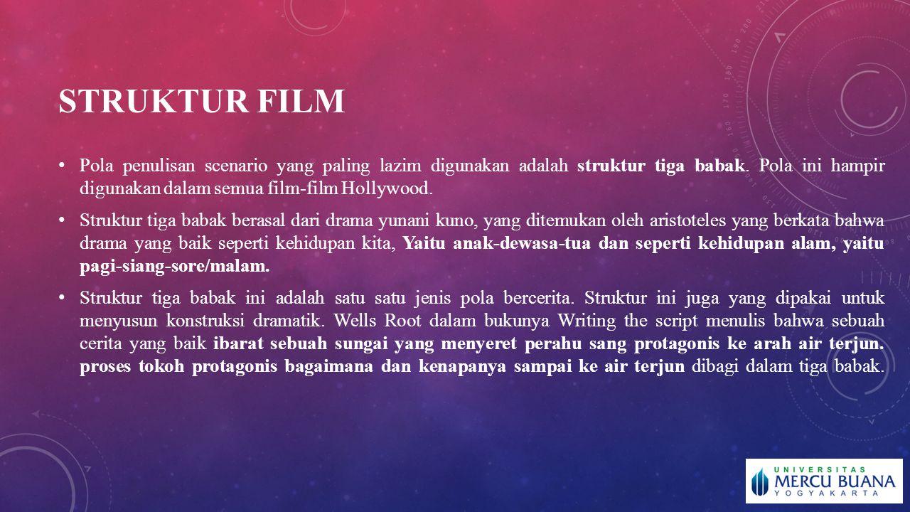 STRUKTUR FILM