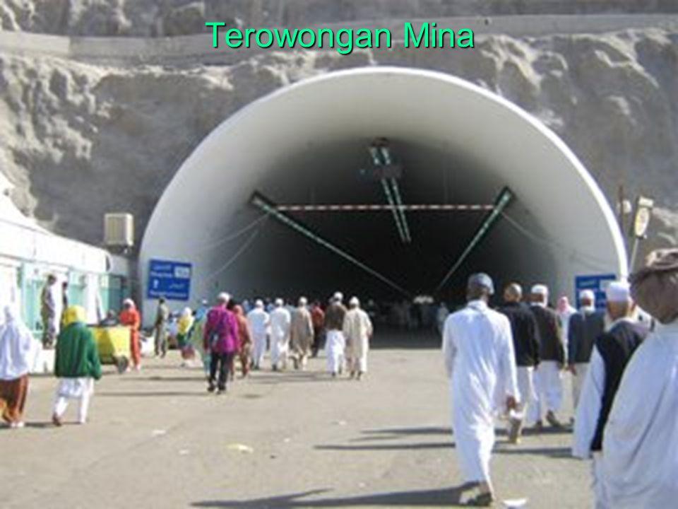Terowongan Mina