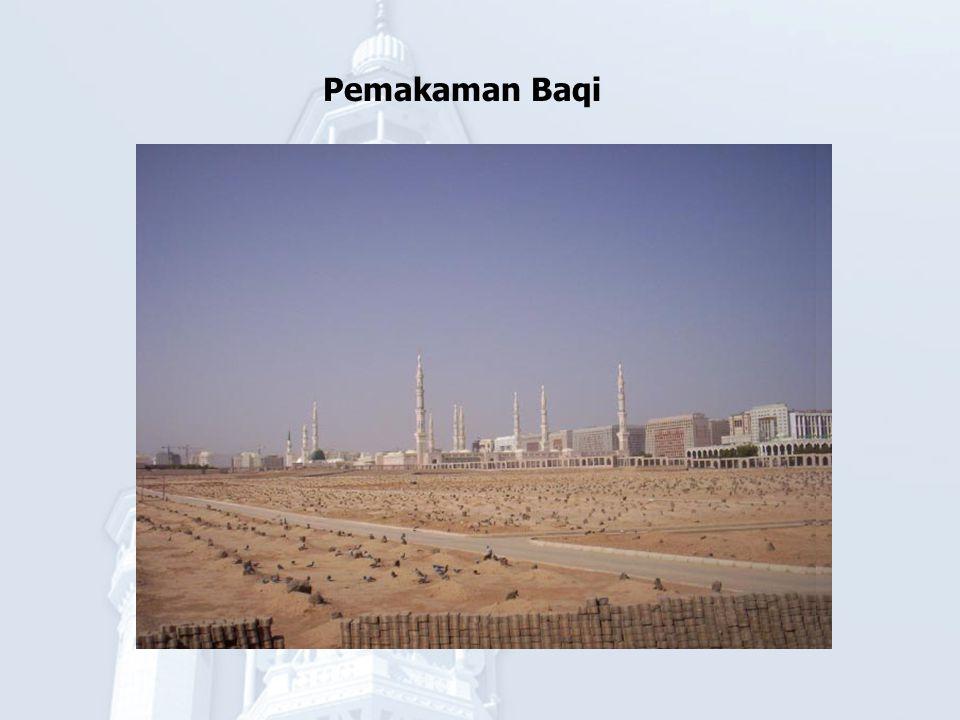 Pemakaman Baqi