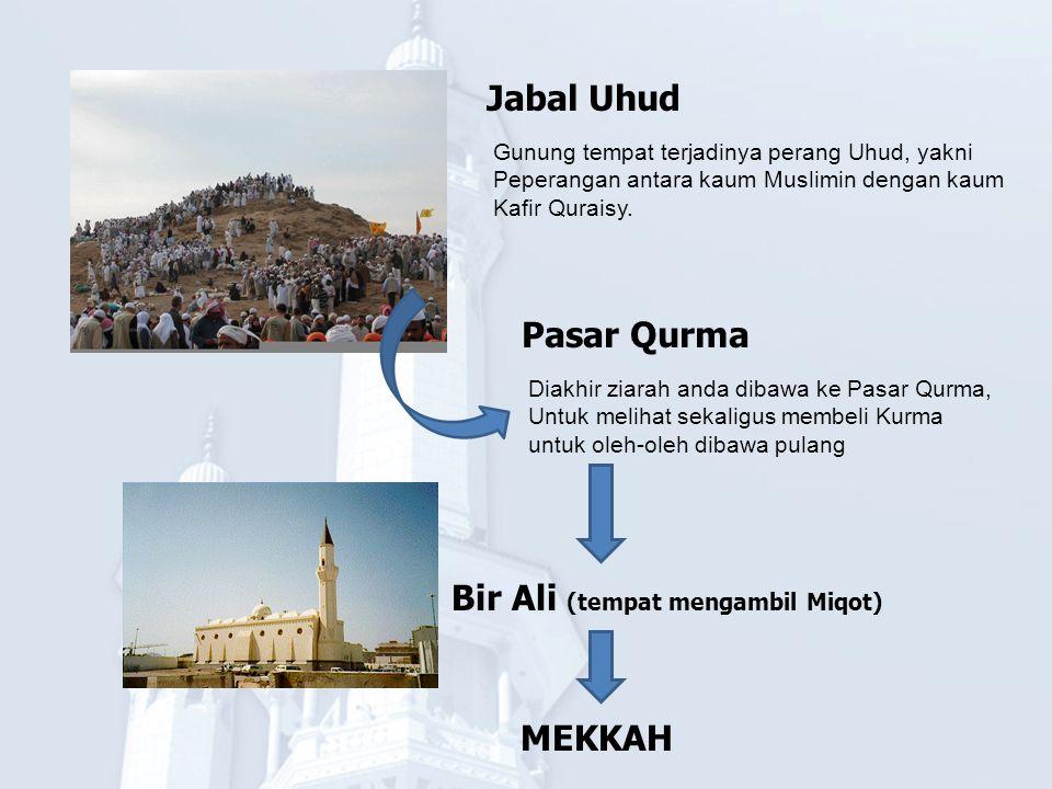 Bir Ali (tempat mengambil Miqot)