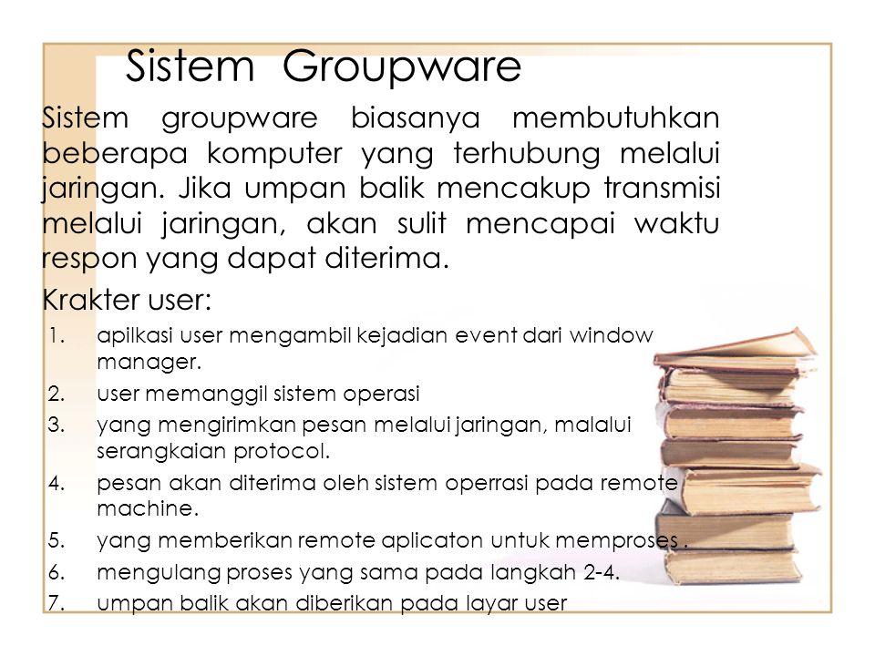 Sistem Groupware