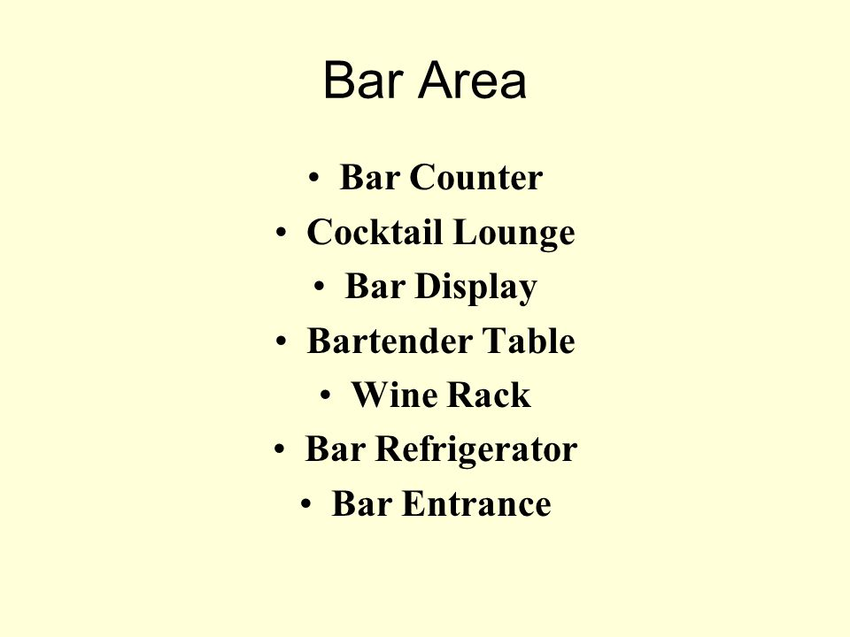 Bar Area Bar Counter Cocktail Lounge Bar Display Bartender Table