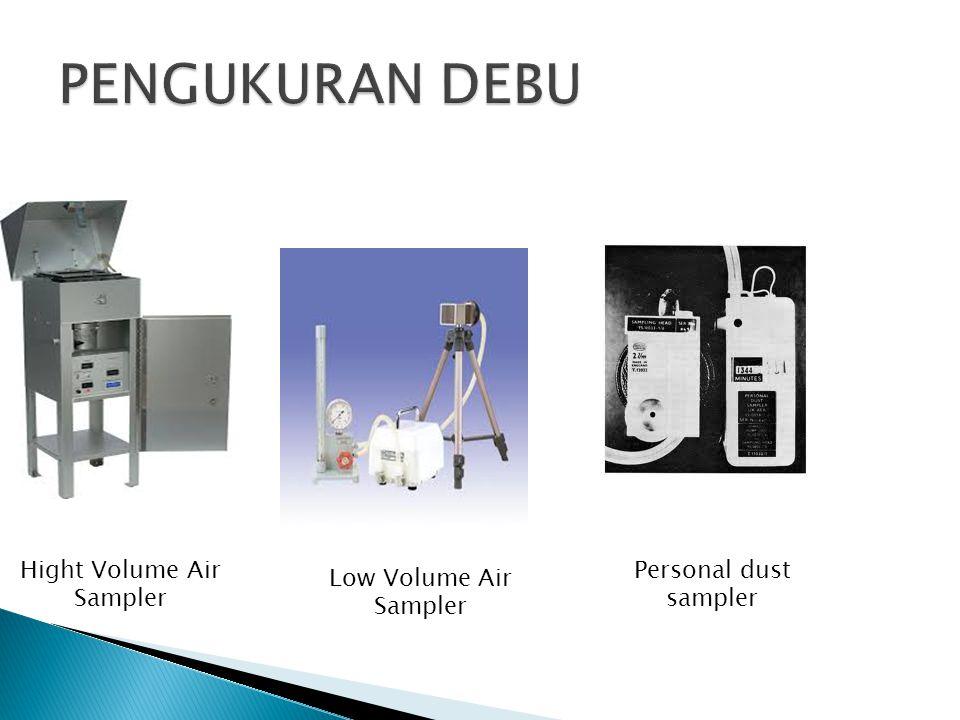 Hight Volume Air Sampler