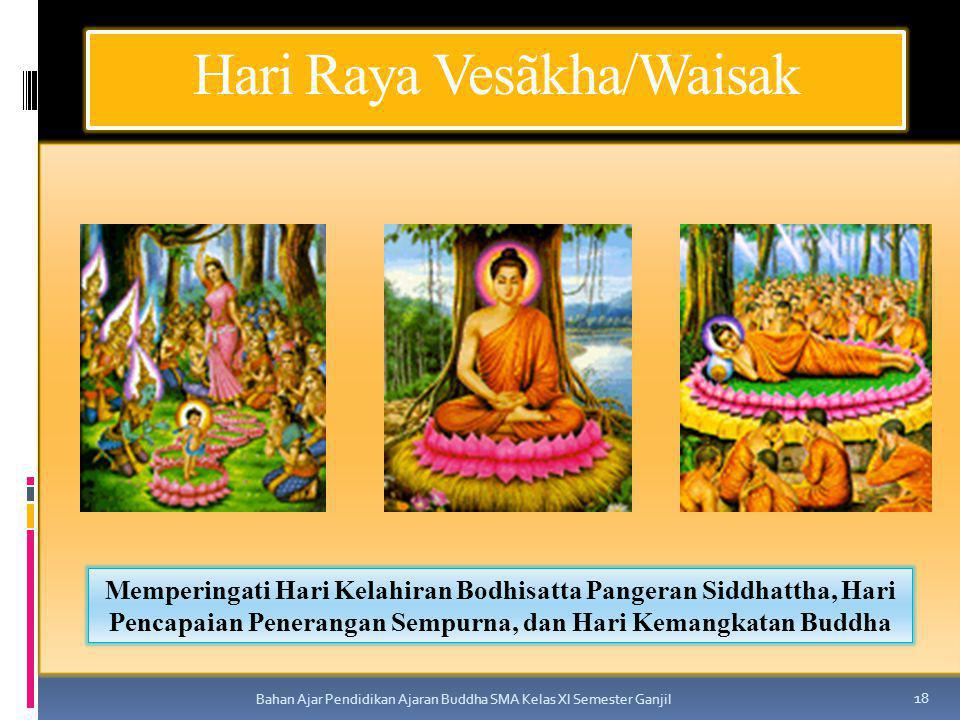 Hari Raya Vesãkha/Waisak