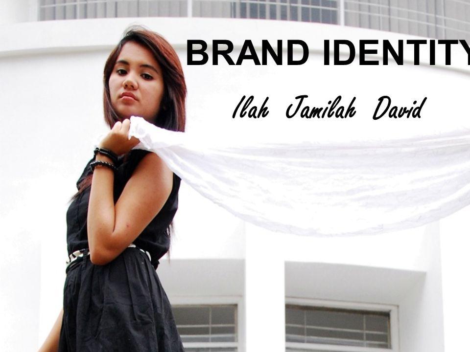 Brand identity Ilah Jamilah David