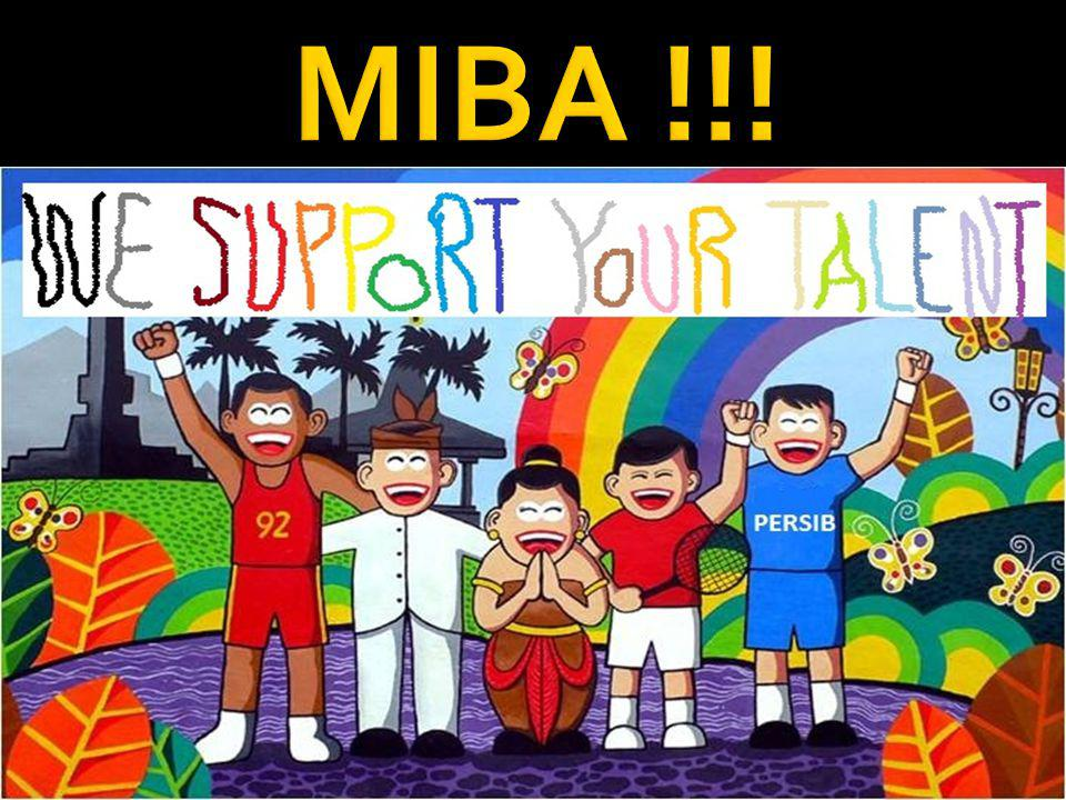 MIBA !!!