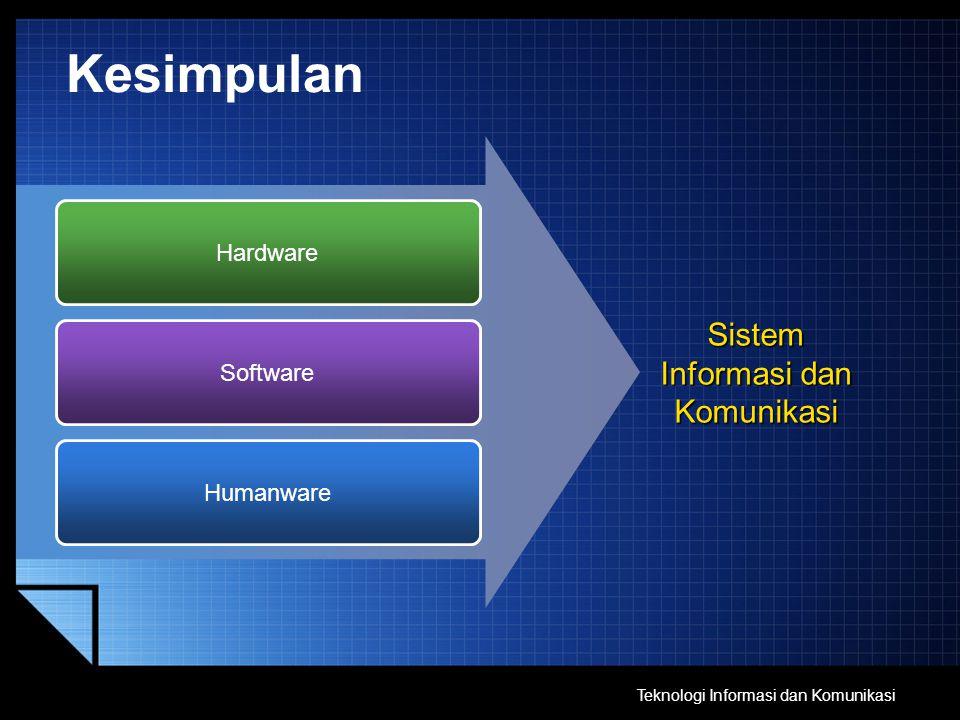 Sistem Informasi dan Komunikasi