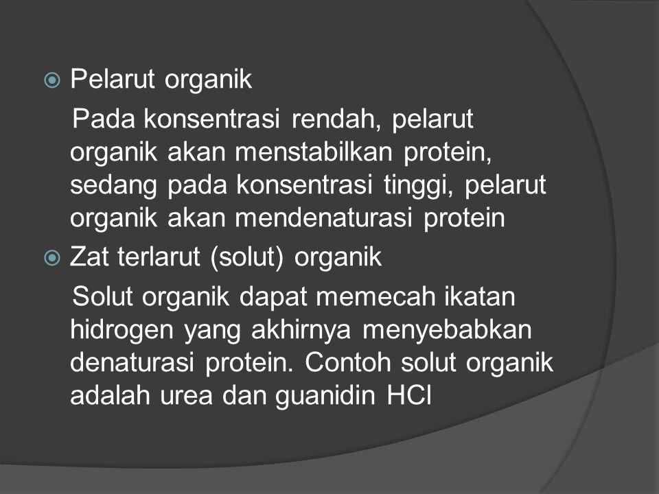 Pelarut organik