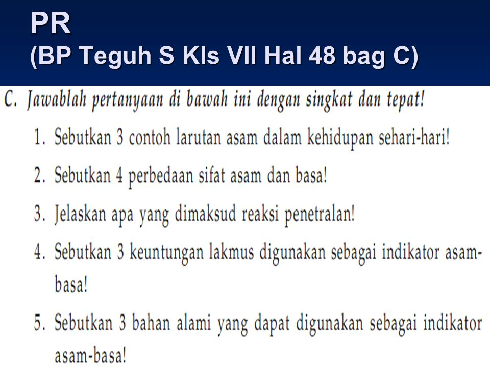 PR (BP Teguh S Kls VII Hal 48 bag C)