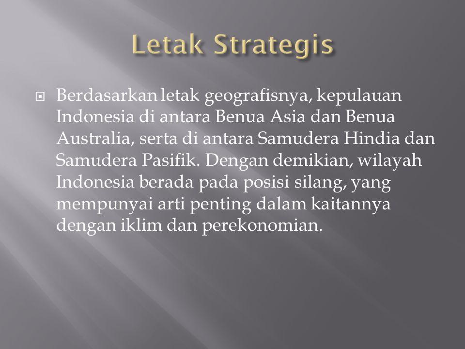 Letak Strategis