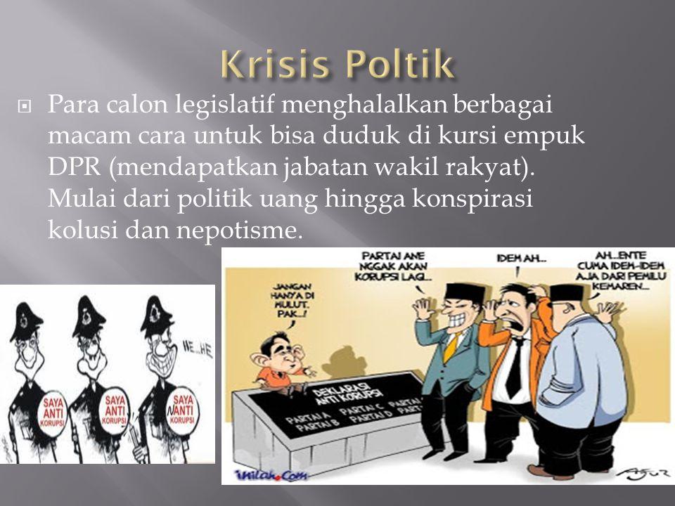 Krisis Poltik