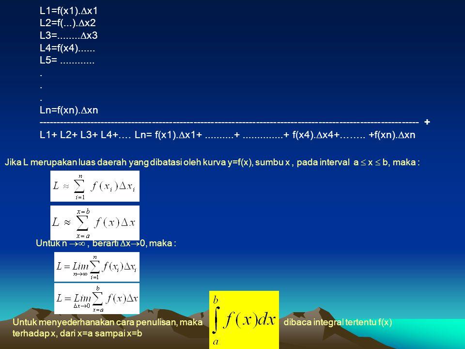 L1=f(x1).x1 L2=f(...).x2 L3=........x3 L4=f(x4)......
