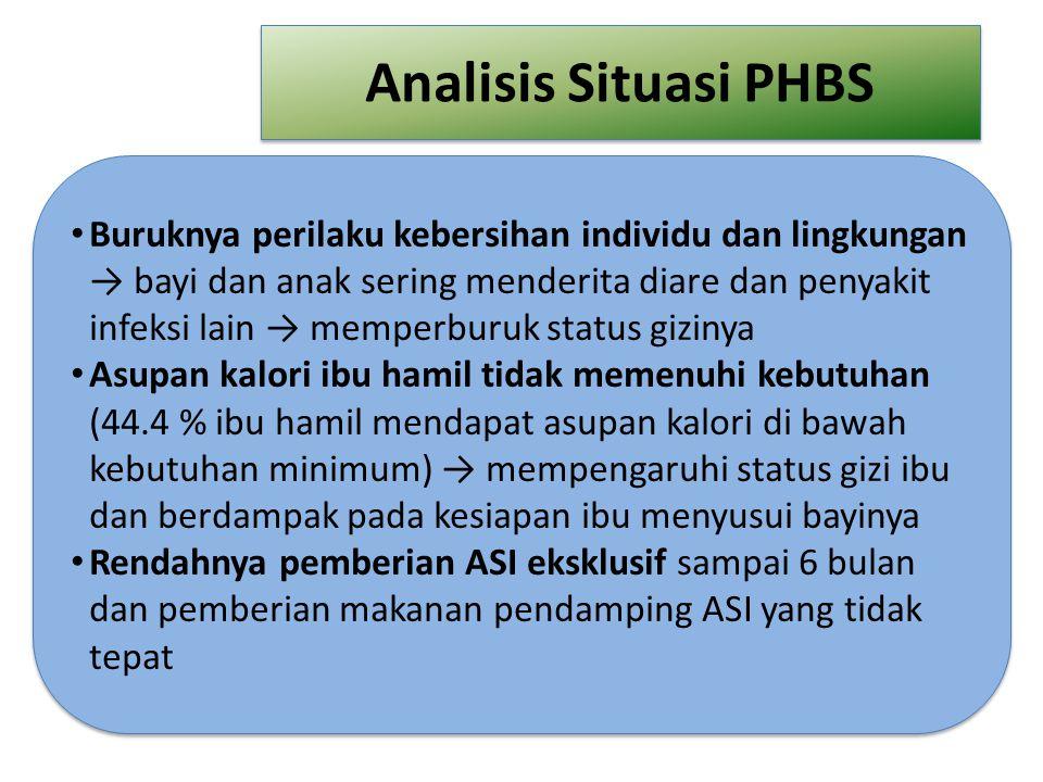 Analisis Situasi PHBS
