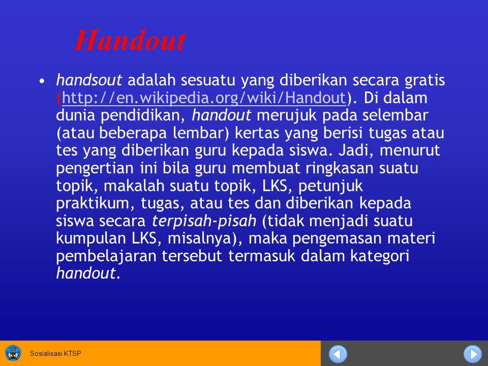 Handout