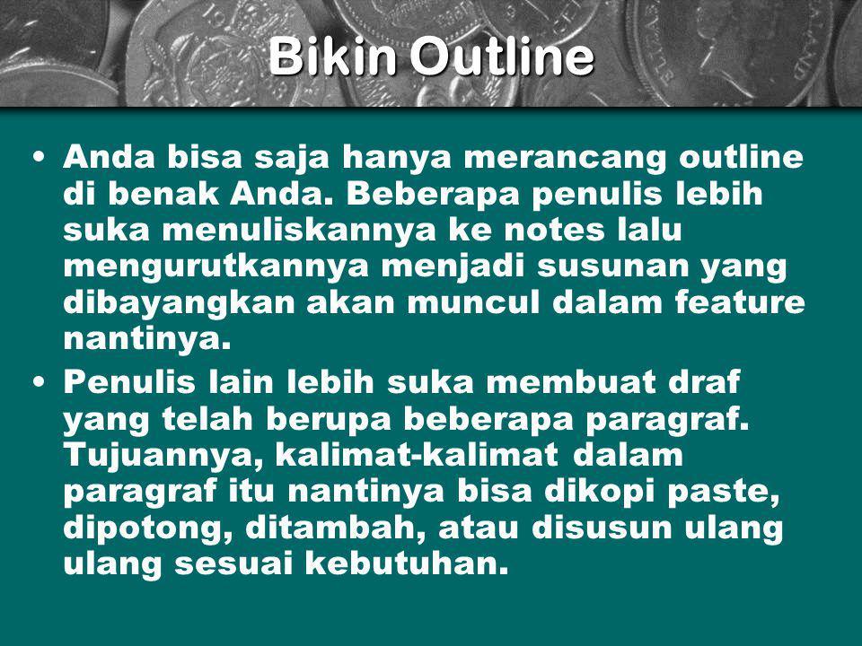 Bikin Outline