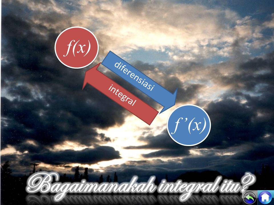 Bagaimanakah integral itu