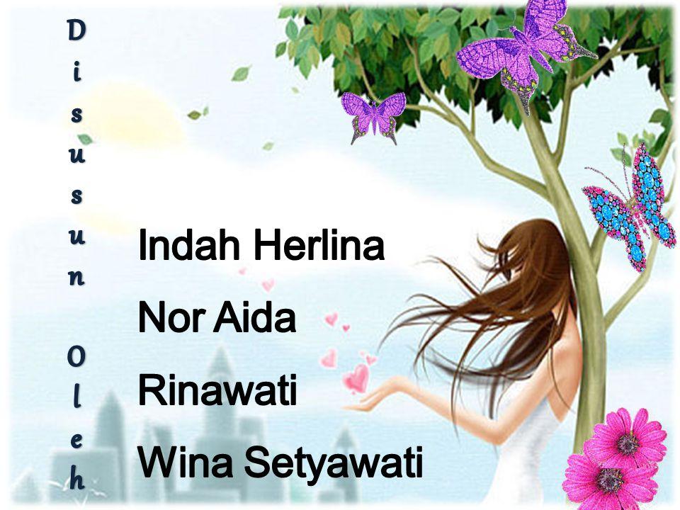 Indah Herlina Nor Aida Rinawati Wina Setyawati