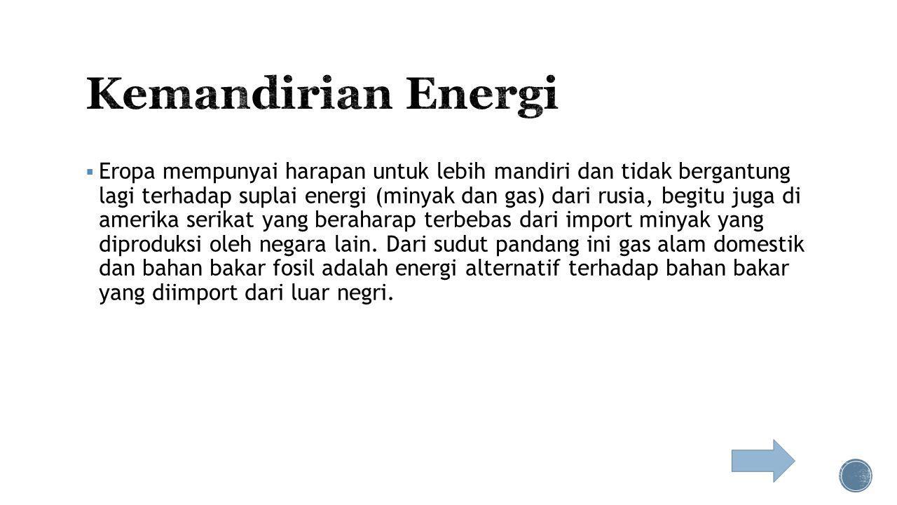 Kemandirian Energi