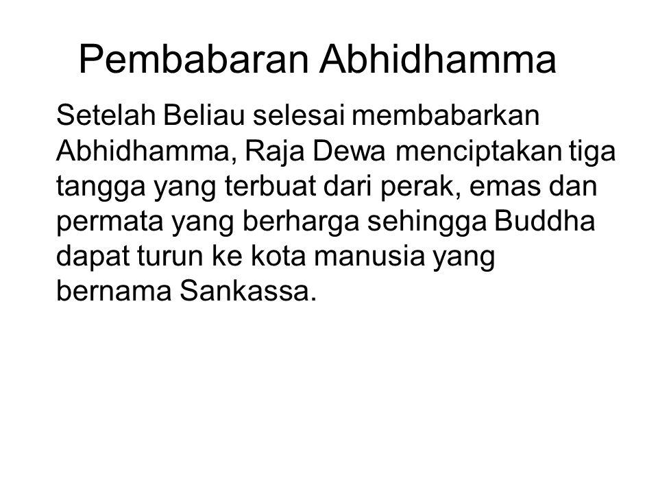 Pembabaran Abhidhamma