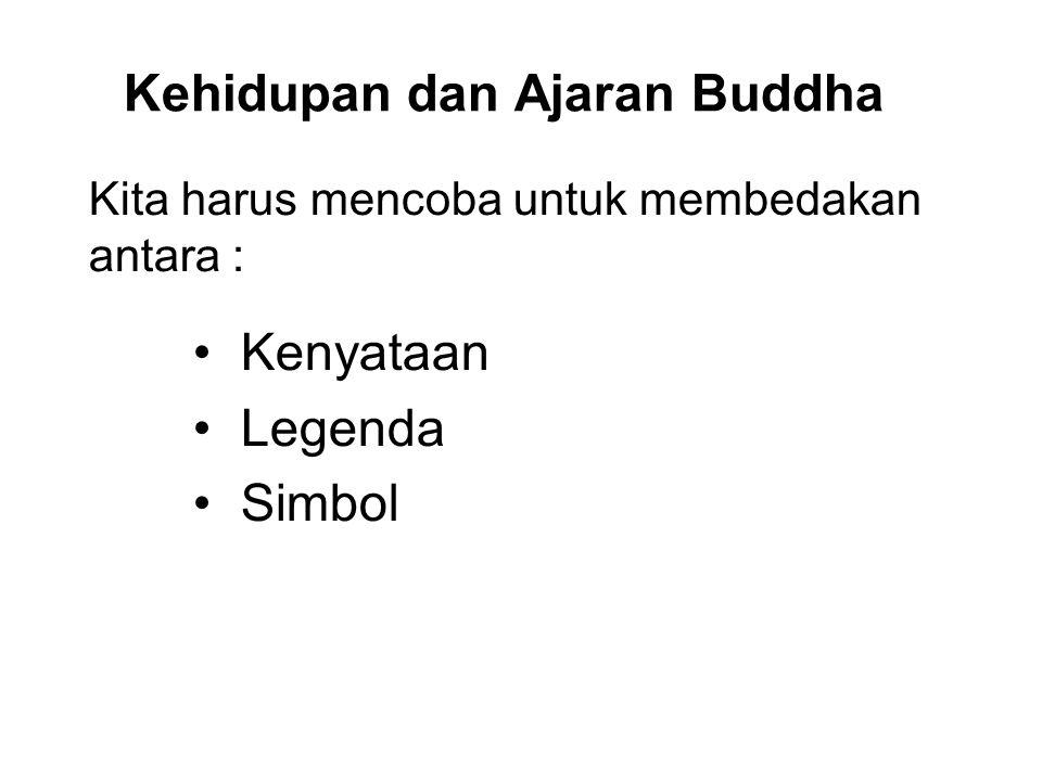 Kehidupan dan Ajaran Buddha