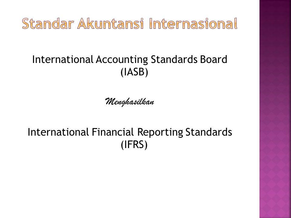 Standar Akuntansi Internasional