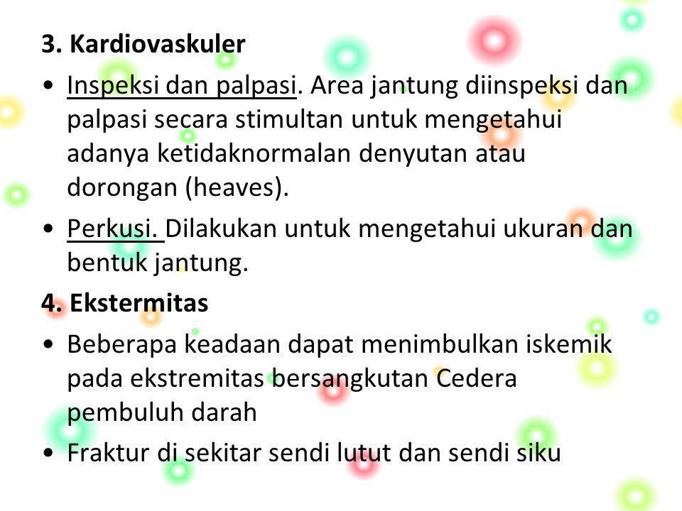 3. Kardiovaskuler