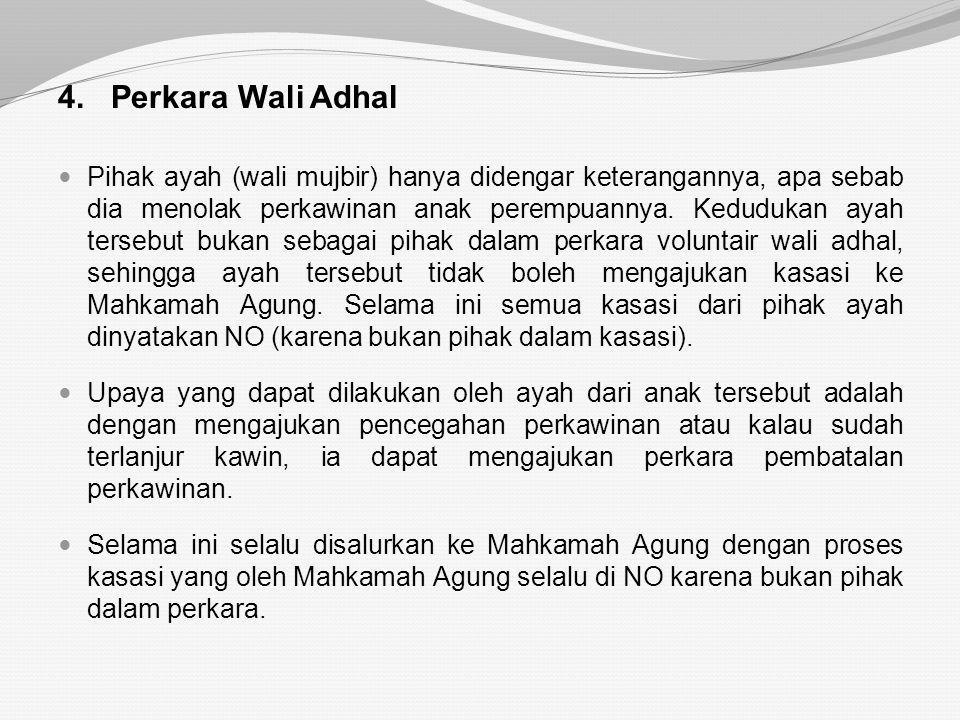 4. Perkara Wali Adhal
