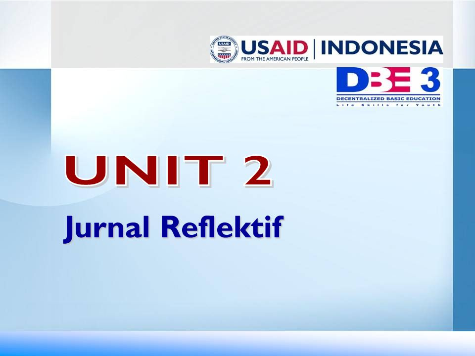 UNIT 2 Jurnal Reflektif 1