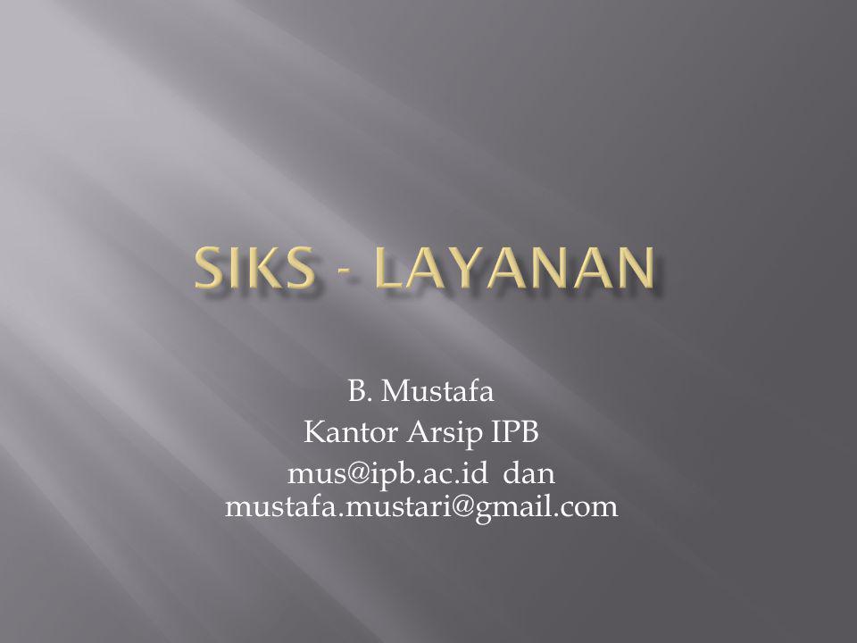 mus@ipb.ac.id dan mustafa.mustari@gmail.com