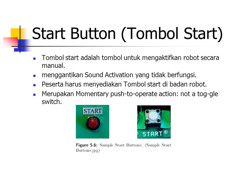 Start Button (Tombol Start)