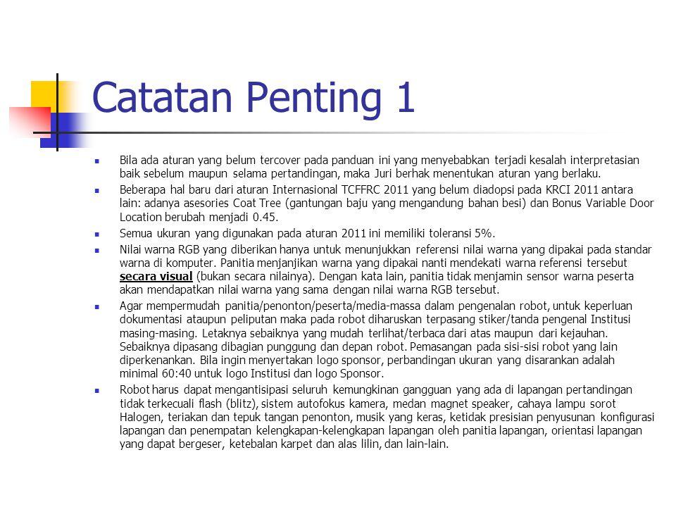 Catatan Penting 1
