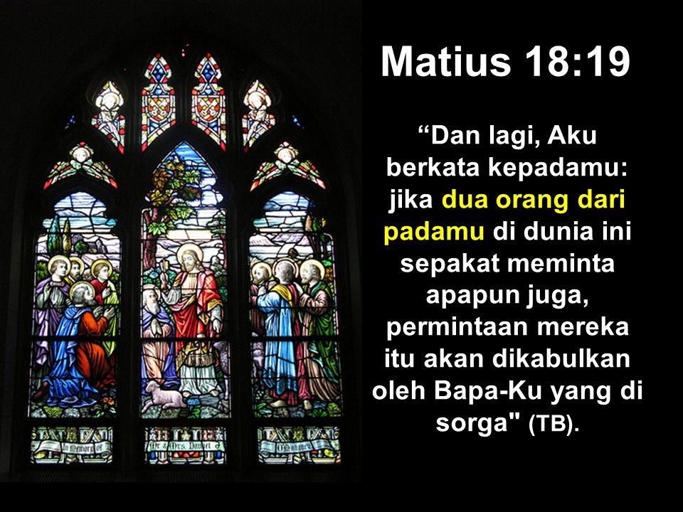 Matius 18:19