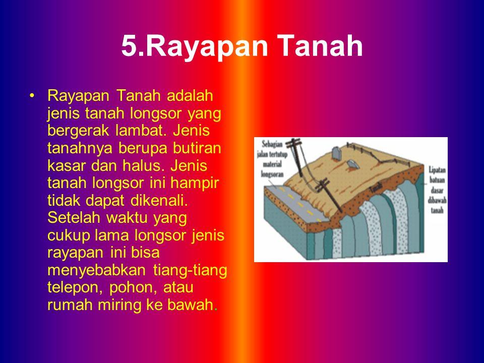 5.Rayapan Tanah