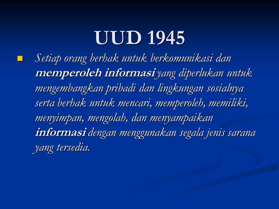 UUD 1945